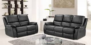 Black Leather Sofa Recliner Black Leather Power Recliner Sofa New Model 2018 2019 Sofa