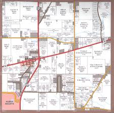 Bryan Ohio Map by Site Map