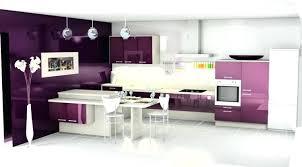 cuisine couleur aubergine cuisine couleur aubergine awesome cool meuble et pas cher cuisine