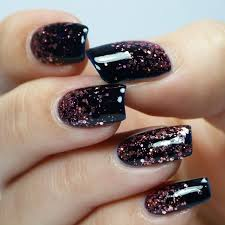 Black Manicure Designs 30 Must Try Nail Designs Nail Design Ideaz