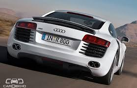 audi rs price in india audi r8 price check november offers review pics specs