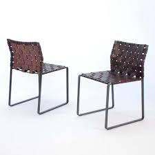 metal and leather dining chairs other woven dining room chairs exquisite on other and woven dining