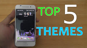 htc themes update top 5 best themes for htc one a9 4k youtube