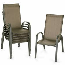 Patio Chairs Cheap Buy Cheap Outdoor Oasis Patio Avondale Stackable Sling Chairs