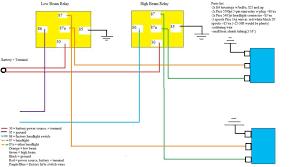 headlight relay wiring q u002702 general discussion bmw 2002 faq