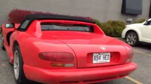 Dodge Viper 1992 - 1994 dodge viper rt 10 youtube
