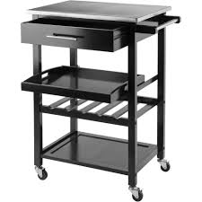 stainless steel kitchen island cart kitchen island cart stainless steel kitchen carts on wheels