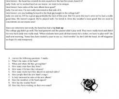 reading comprehension busyteacher free printable worksheets for