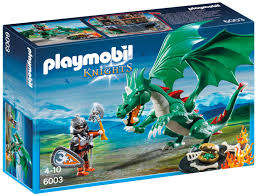 playmobil great dragon 6003 jac in a box