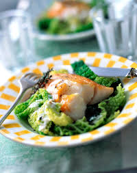 cuisiner haddock haddock au chou régal