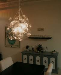 Diy Led Chandelier Diy Glass Chandeliers Chandelier Mint Social Club With