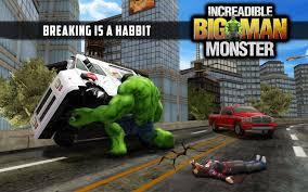 incredible monster big man fighting hero 1 0 baixar apk