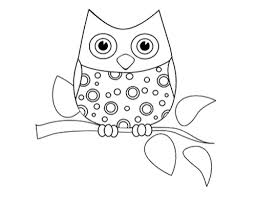 free owl coloring pages with regard to really encourage to color