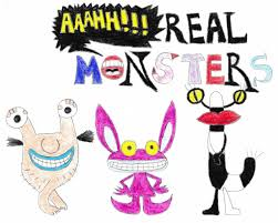 aaahh real monsters by movie compare on deviantart