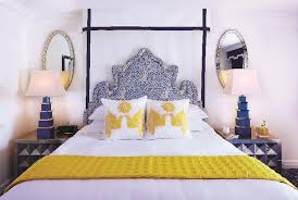 yellow and blue bedroom yellow and blue bedrooms contemporary bedroom