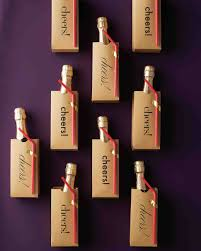 wine bottle wedding favors boozy favors to keep the party going post wedding martha stewart