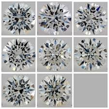 diamond clarity chart and color best diamond color why g h and i are good value