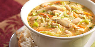 Butternut Squash And White Bean Soup Angel Hair Coleslaw And White Bean Soup With Chicken Dole Com