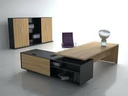 small contemporary home office desks Modern Contemporary Home Office Desk