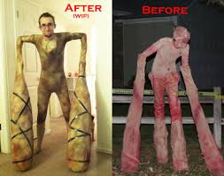 silent hill diy halloween costume october31 co uk inspiration