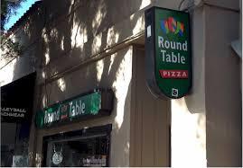 round table pizza los gatos round table pizza restaurant gourmetsleuth