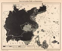 German States Map by Mapping Language Linguistic Cartography As A Topic For The