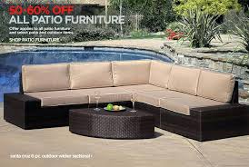 All Weather Wicker Patio Furniture Clearance by Contemporary Patio Furniture Clearance U2013 Smashingplates Us