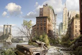 3440 X 1440 Wallpaper New York by 293 Post Apocalyptic Hd Wallpapers Backgrounds Wallpaper Abyss