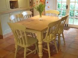 Painted Pine Farmhouse Kitchen Tables Farmhouse Kitchen Tables - Pine kitchen tables and chairs