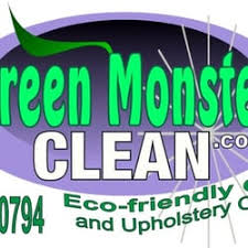 Eco Friendly Upholstery Green Monster Clean 38 Reviews Carpet Cleaning 9600 Orion Dr