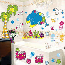 under the sea removable wall stickers wall murals you ll love compare on removable under the sea stickers online