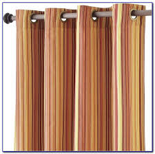 Striped Curtain Panels Horizontal Striped Curtain Panels Horizontal Curtain Home Design Ideas
