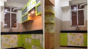 latest photo of simple indian kitchen designs for small kitchens
