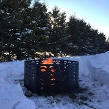 Personalized Fire Pit by Custom Designed Fire Pit Custom Laser Cut Products Firepits