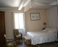 ciel de lit chambre adulte logis de richebonne