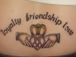 best friendship loyalty love tattoo designs 5375511 top tattoos