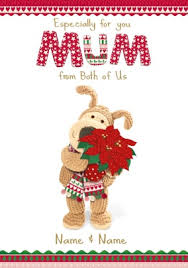 boofle christmas cards funky pigeon