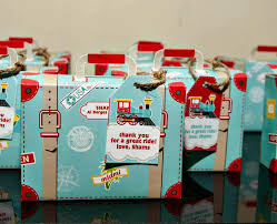 Suitcase Favors by Diy Printable Suitcase Favor Box By Mulberry Paperie Choo