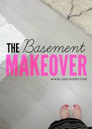 Design For Basement Makeover Ideas Livelovediy Our 1970 S House Makeover The Basement Makeover Is