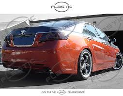 2007 toyota camry kits toyota camry flastic naristo style fiberglass rear bumper b