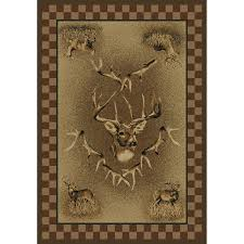 Deer Rug For Nursery Camouflage Rugs Camo Area Rugs And Door Mats Camo Trading