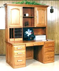 Computer Desk With Hutch Cherry Office Desk Hutch Impressive Desk Hutch Ideas Great Home