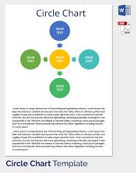 unit circle chart template