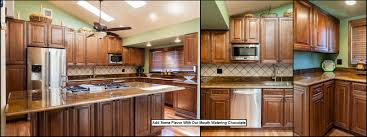 Kitchen Cabinets Kelowna by White Shaker Greige Jk Kitchen Cabinets Scottsdale Remodel