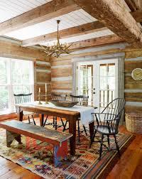 maison bois interieur l u0027intérieur bois rustique garantie pour la chaleur et le bien