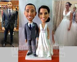 custom wedding cake toppers cheap custom wedding cake toppers to toe personalized made from