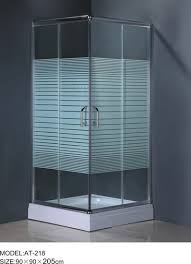 Shower Stall With Door 6m Door Thickness Corner Shower Enclosures Square Shower Stall
