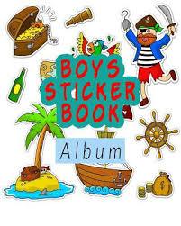 8 x 10 photo album books boys sticker book album blank sticker book 8 x 10 64 pages by