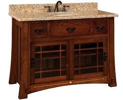 Furniture Vanity Bathroom by Bathroom Vanities Amish Traditions