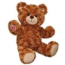 build a teddy build a workshop caramel swirls teddy 16 in wantitall